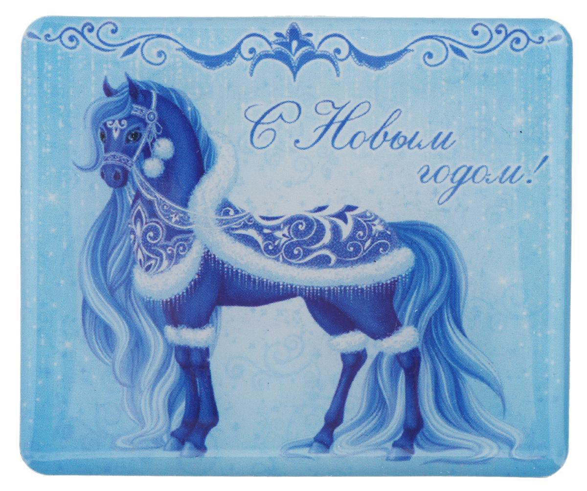 Магнит Феникс-Презент Сказочная лошадь, 6 x 5 см31507Магнит прямоугольной формы Феникс-Презент Сказочная лошадь, выполненный из агломерированного феррита, станет приятным штрихом в повседневной жизни. Оригинальный магнит поможет вам украсить не только холодильник, но и любую другую магнитную поверхность. Материал: агломерированный феррит.