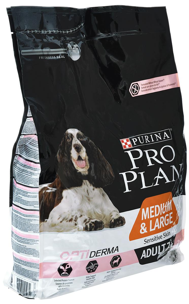 Корм сухой Pro Plan Senior Sensitive для собак старше 7 лет с чувствительной кожей, с лососем и рисом, 3 кг12272683Сухой корм Pro Plan Senior Sensitive - полнорационный корм для взрослых собак старше 7 лет средних и крупных пород с чувствительной кожей. Корм с комплексом Optiderma, с лососем и рисом. Некоторые собаки имеют склонность к расчесыванию и расцарапыванию своей кожи, у них может чаще наблюдаться перхоть. Корм Purina Pro Plan Optiderma обеспечивает своевременное питание, которое поддерживает чувствительную кожу взрослых собак. Комплекс Optiderma включает в себя специальную комбинацию питательных веществ, которые поддерживают здоровье кожи и красивую шерсть, а отобранные источники белка помогают сократить возможные реакции, связанные с пищевой чувствительностью. Особенности: - рецептура без пшеничного глютена (может содержать незначительные следы глютена), - особые источники белка, - специально отобранные источники белка для собак с чувствительной кожей, - поддерживает здоровье кожи, - клинически подтверждено: поддерживает...