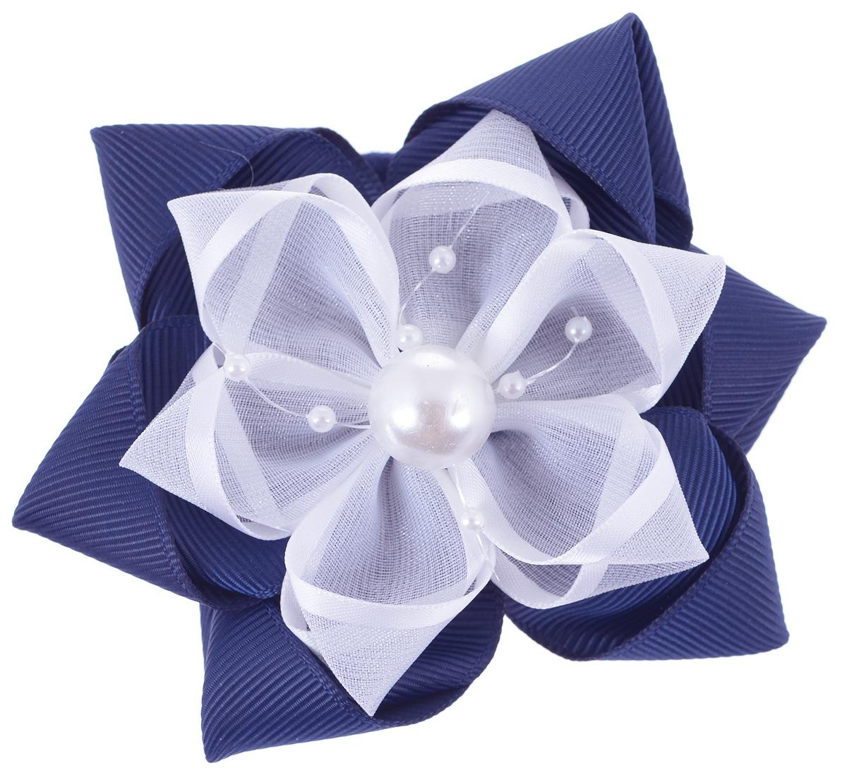 Резинка для волос Baby's Joy, цвет: синий. MN 189