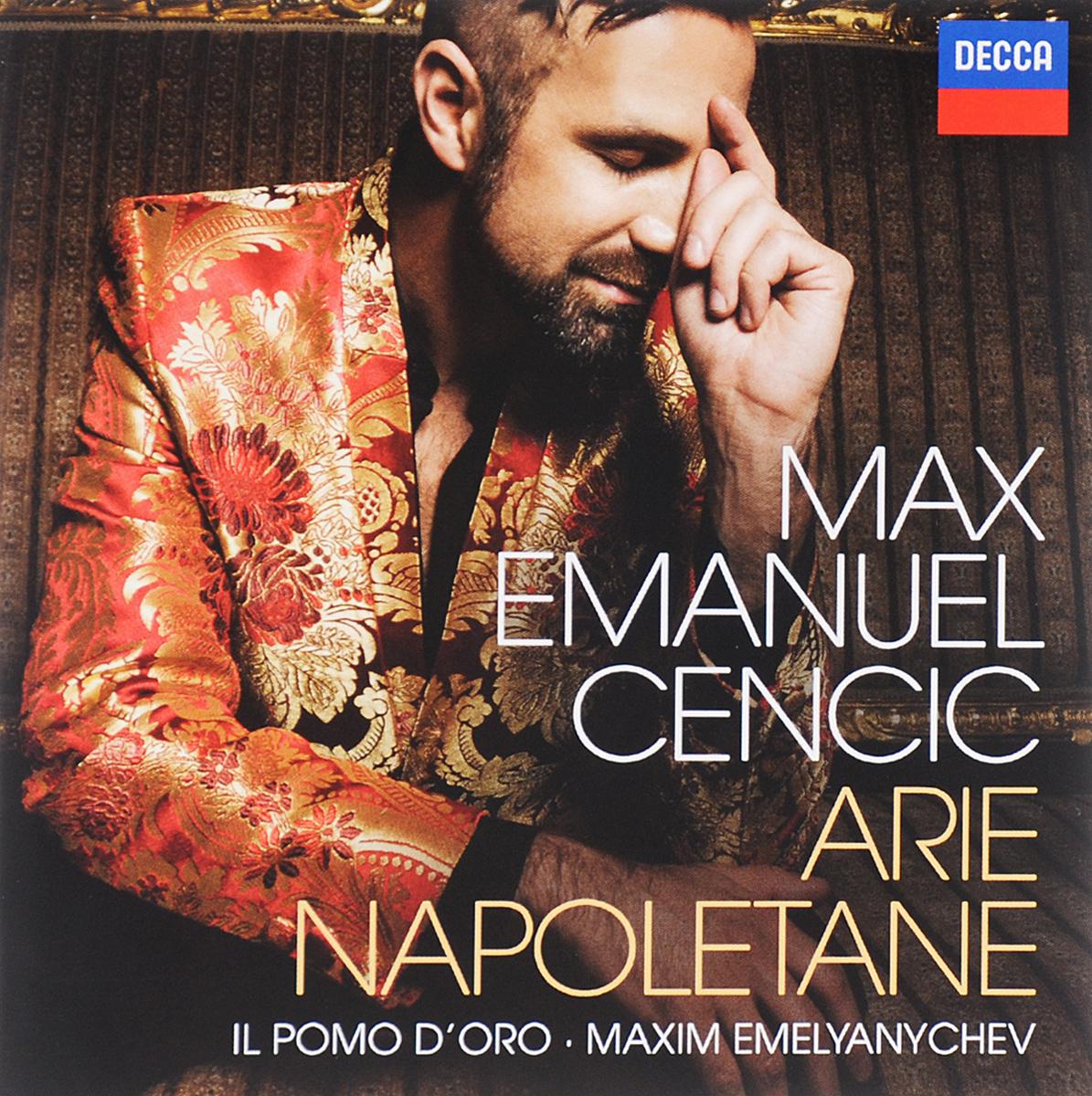 Max Emanuel Cencic. Arie Napolitane
