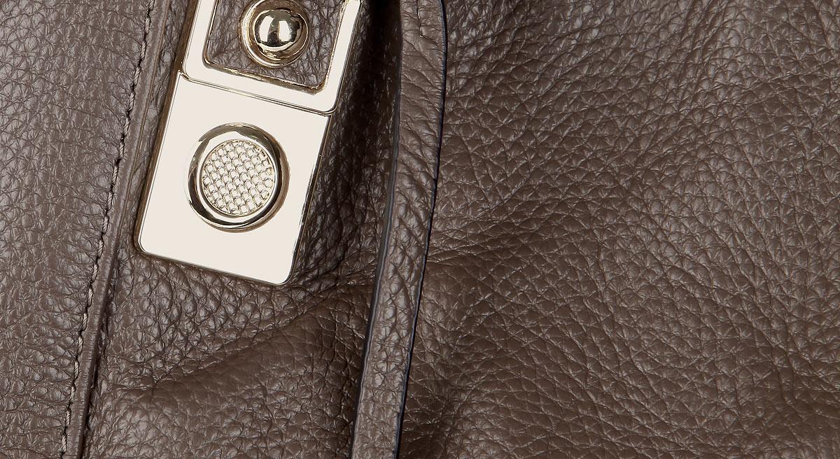 Сумка женская Labbra, цвет: серо-коричневый. L-LNX352