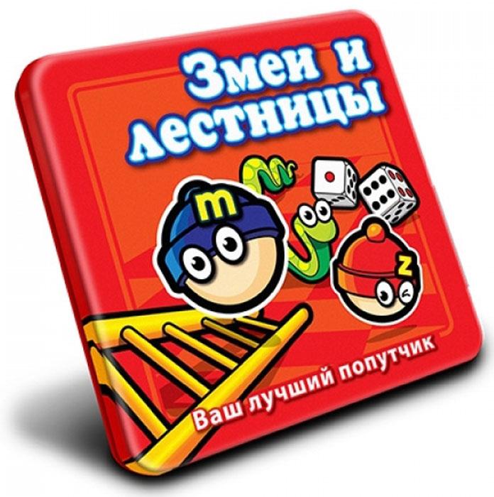Mack & Zack Настольная игра Змеи и Лестницы ( MT005 )