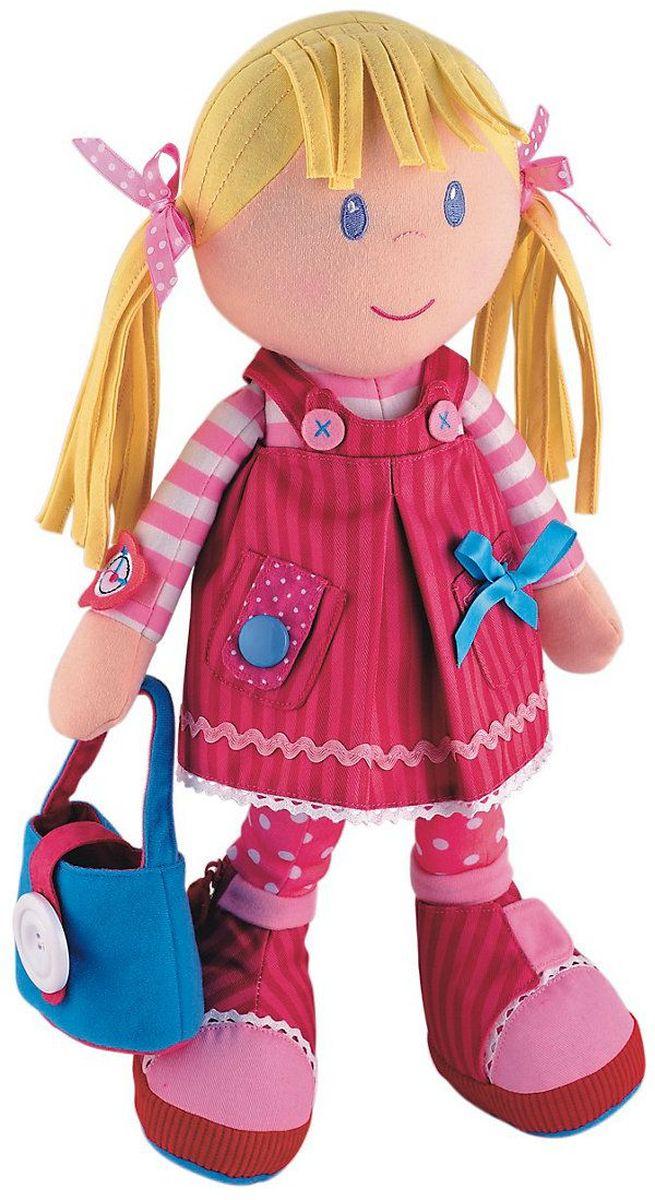 ELC Кукла Лили134248Поможет научиться одеваться самостоятельно. Развивает мелкую моторику. Пусть Лили и Ваш малыш живут по одному распорядку: утром он ее оденет, а вечером разденет, чтобы уложить спать.