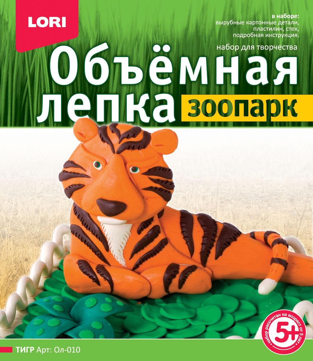 Lori Лепка объемная.Зоопарк