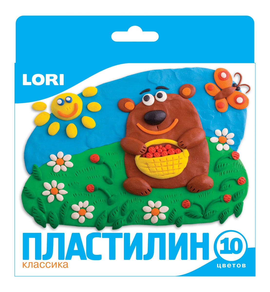 Lori Пластилин Классика