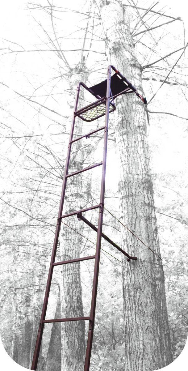 Засидка складная на дерево с лестницей Canadian Camper CC-TS622