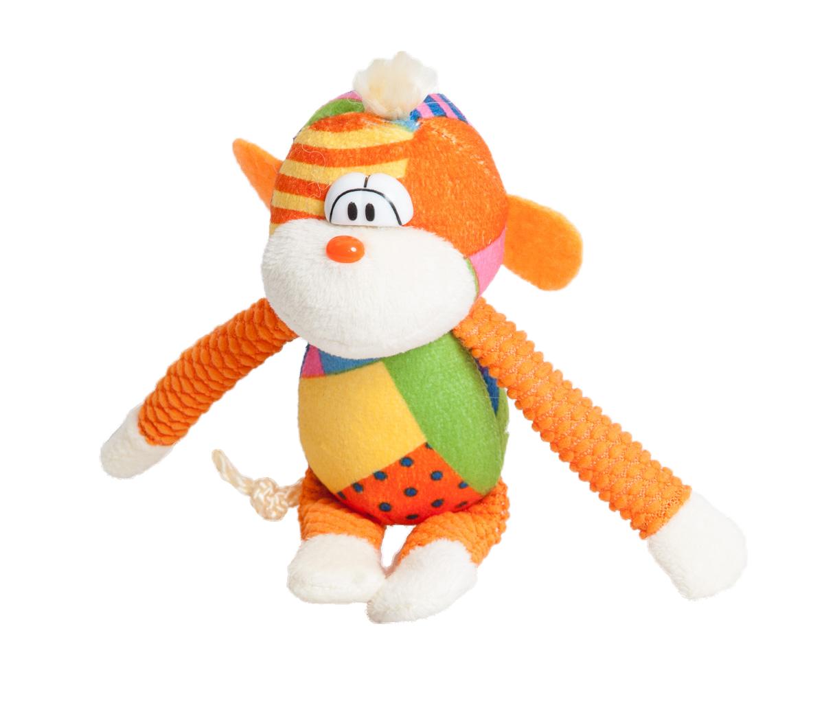 Fancy Обезьянка Хели, цвет в ассортиментеOBXU0Подарочная мягкая игрушка
