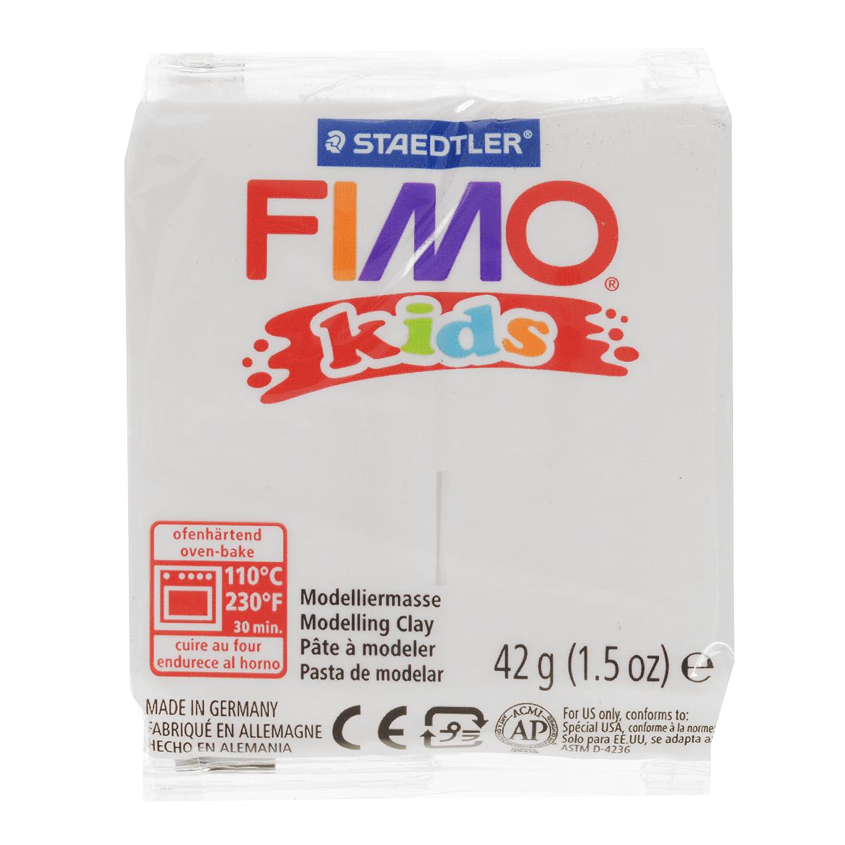 ���������� ����� Fimo Kids, ����: �����, 42 � - Fimo8030-0������ ����� �� ���������� ������ (��������) Fimo Kids �������� �������� ��� ����� ��������� ������� (���������, �����������, �����) � ��� �������������. ����� �������� ��������� ����������� ����������, ������ ������������ � �������, ����� ����������� ����� �����, ��������� ���� ����� ������� �������� ���������� ������� ����� ������ � ��������, �� ����� ������. �������� �������� ��� ������ � ������. ���� �������� �� 2 ��������, ��� ��������� ����� ��������� ����� �� ������. � �������� �������� ������� ������� ���������� � ������� ����� ��� ����������� 110�� � ������� 15-30 ����� (� ����������� �� �������� �������). ����������� ������� ����� ���� ���������� ���������� ��������, ������� �����, ������� ���� � ������ ��� � ������� �����������.
