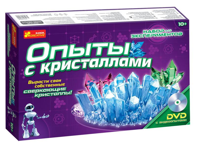 Ranok Набор для экспериментов Опыты с кристаллами (Н)