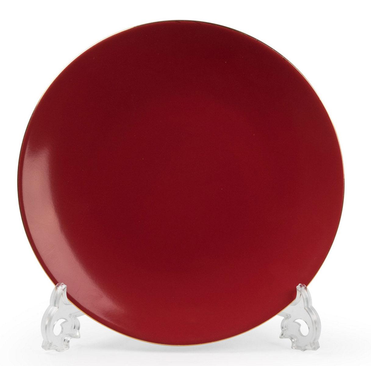 Monalisa 3125 набор глубоких тарелок*6 шт, цвет: красный с золотом5 591 053 125в наборе глубокая тарелка 6 штук