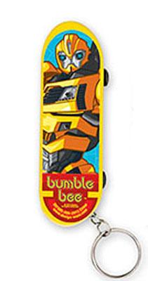 Amscan Брелок Скейтборд Трансформеры Bumble Bee ( 1507-0894_желтый )