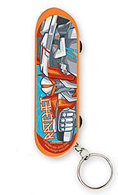 Amscan Брелок Скейтборд Трансформеры Ratchet ( 1507-0894_оранжевый )