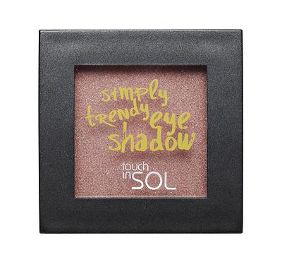 Touch in SOL Тени для век Simply Trendy, №5 Gorgeous Pink8809311912253Абсолютный маст-хэв: Последний штрих для создания великолепного взгляда; 10 цветов обеспечат сексуальный, дымчатый (смоки), и естественный макияжа глаз. Мягкая и шелковистая текстура теней за счет микро-частичек легко наносится, не скатывается, сохраняя цвет. Стойкость макияжа за счет легкой микро-пудры Экстракты растительных масел увлажняют и защищают кожу. Создает великолепный и естественный цвет и жемчужное сияние шелк.