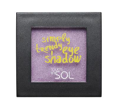Touch in SOL Тени для век Simply Trendy, №6 Lavender8809311912260Абсолютный маст-хэв: Последний штрих для создания великолепного взгляда; 10 цветов обеспечат сексуальный, дымчатый (смоки), и естественный макияжа глаз. Мягкая и шелковистая текстура теней за счет микро-частичек легко наносится, не скатывается, сохраняя цвет. Стойкость макияжа за счет легкой микро-пудры Экстракты растительных масел увлажняют и защищают кожу. Создает великолепный и естественный цвет и жемчужное сияние шелк.