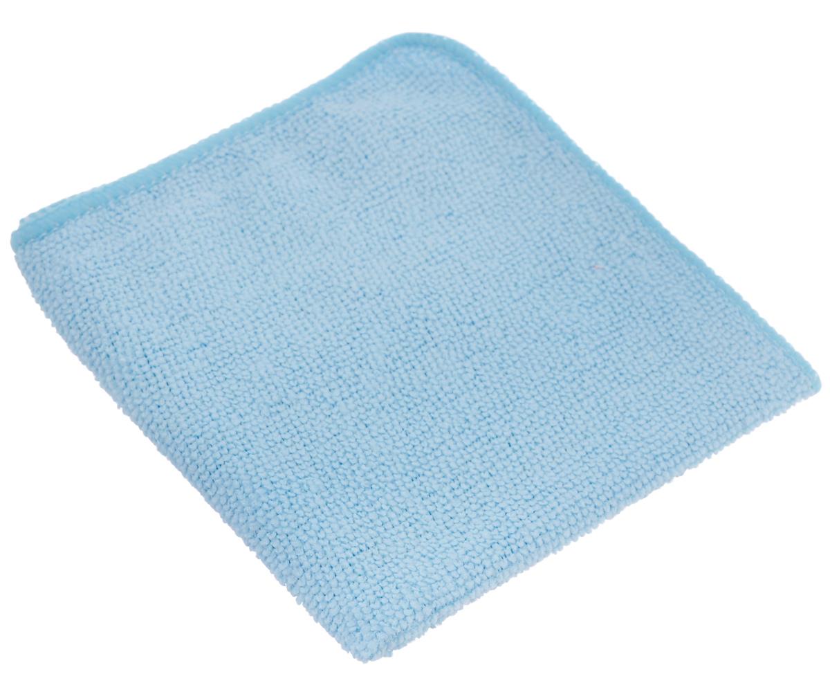 Салфетка из микрофибры Home Queen, цвет: голубой, 30 см х 30 см50308_голубойСалфетка Home Queen, изготовленная из полиамида и полиэфира, предназначена для очищения загрязнений на любых поверхностях. Изделие обладает высокой износоустойчивостью и рассчитано на многократное использование, легко моется в теплой воде с мягкими чистящими средствами. Супервпитывающая салфетка не оставляет разводов и ворсинок, удаляет жирные и маслянистые загрязнения без использования химических средств. Состав: 30% полиамид, 70% полиэфир.