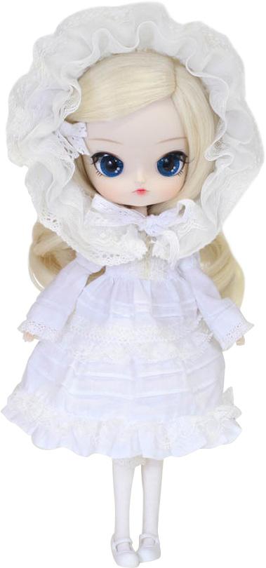 Groove Кукла Dal СилейнGRVD152Дизайнерская кукла Dal Силейн от японской компании Groove может похвастаться множеством подвижных шарнирных соединений, своей собственной историей и уникальным внешним видом. Каждая кукла из этой серии обладает индивидуальной причёской и макияжем. С помощью специального механизма, расположенного в голове, можно изменять направление взгляда и закрывать глаза.