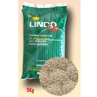 Наполнитель для птиц LindoCip 5 kg021