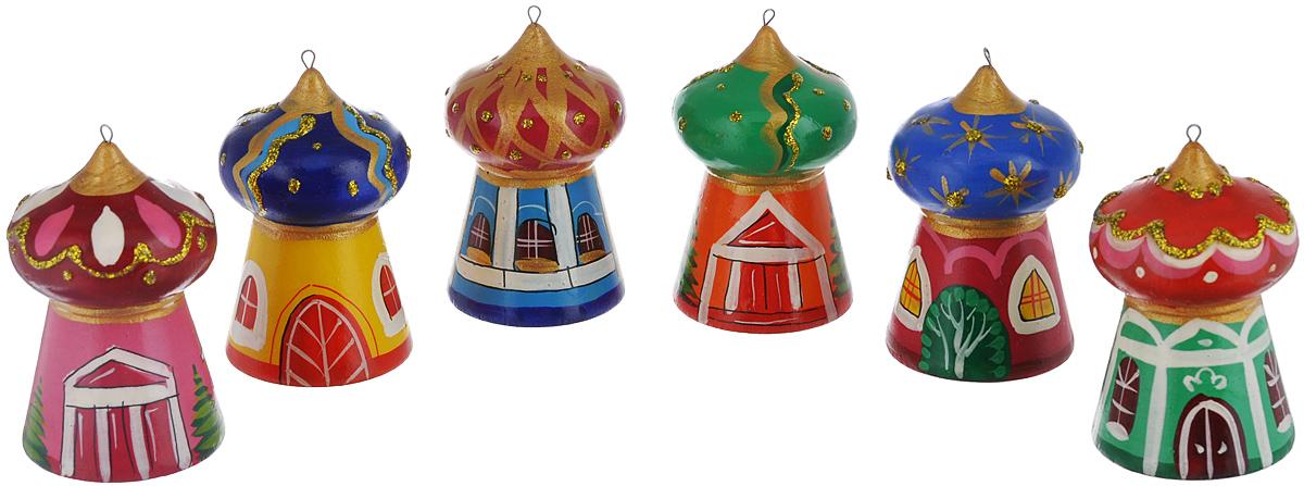 Набор елочных игрушек Василиса