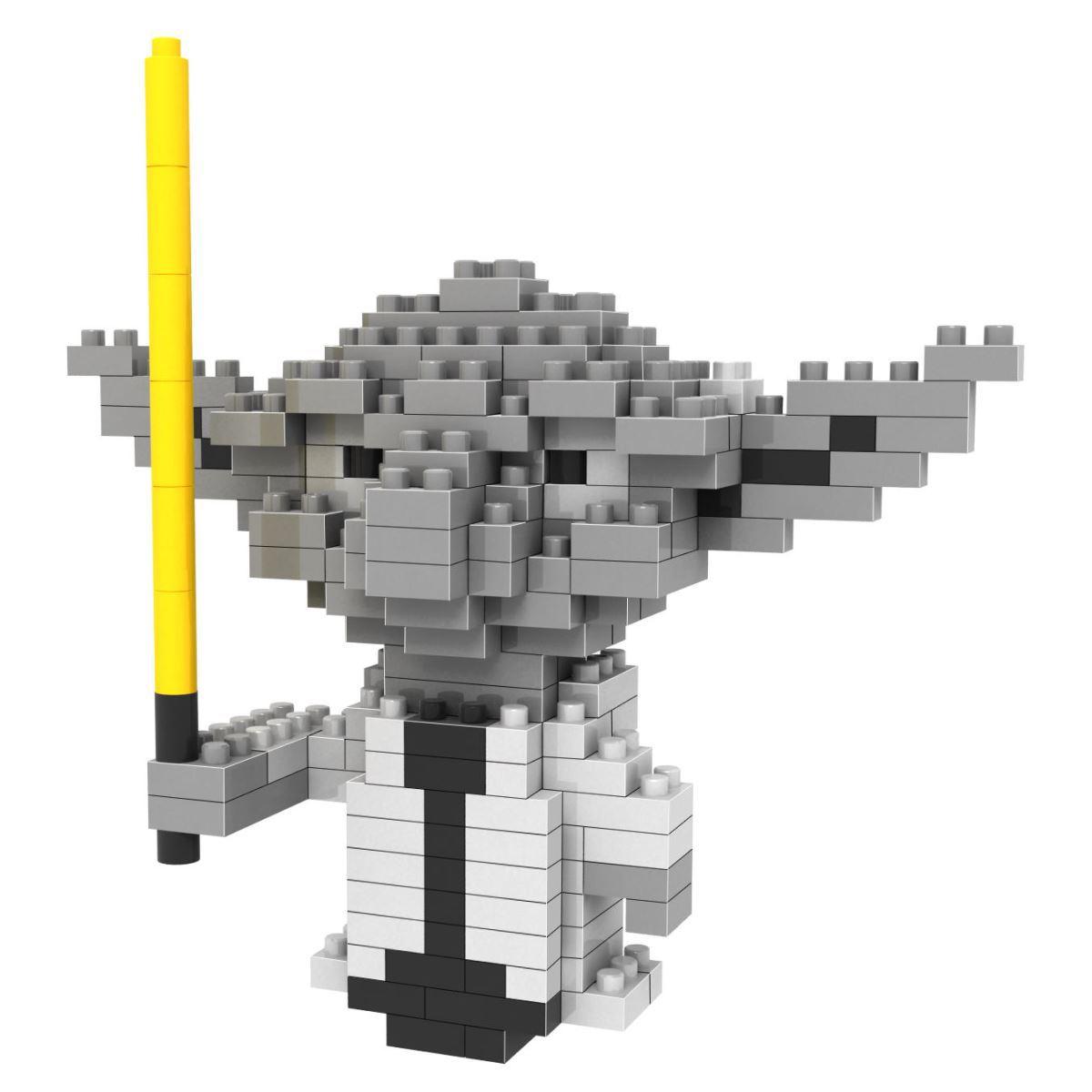 Loz Конструктор Diamond Block Звездный воин Йода9336Конструктор Diamond Block Звездный воин Йода привлечет внимание любителей популярного фильма Звездные войны и прекрасно подойдет в качестве подарка как взрослому, так и ребенку.