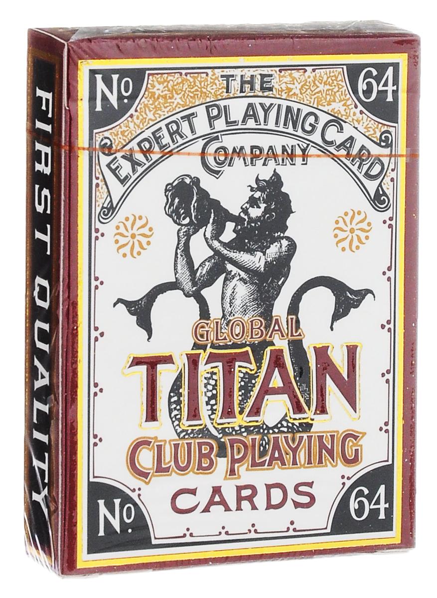 Карты игральные The Expert Playing Card Company Global TitansК-296Игральные карты The Expert Playing Card Company Global Titans - это высококачественная колода игральных карт, которая понравится как профессиональным игрокам, так и любителям. Global Titans - лучшие карты для лучших рук. Global Titans - удивительно тонкая, гибкая колода, вручную сделанная в Шанхае. В дополнение к исключительному качеству самих карт коробка выполнена в стиле Ар-нуво, рельефно напечатанной с использованием золотой фольги. Мелкозернистые карты с восхитительной структурой - удовольствие для профессионалов. Игральные карты Global Titans - это лучшие карты для лучших рук. Они приятно удивят вас высоким качеством исполнения и подойдут для игроков всех возрастов и уровней подготовки.