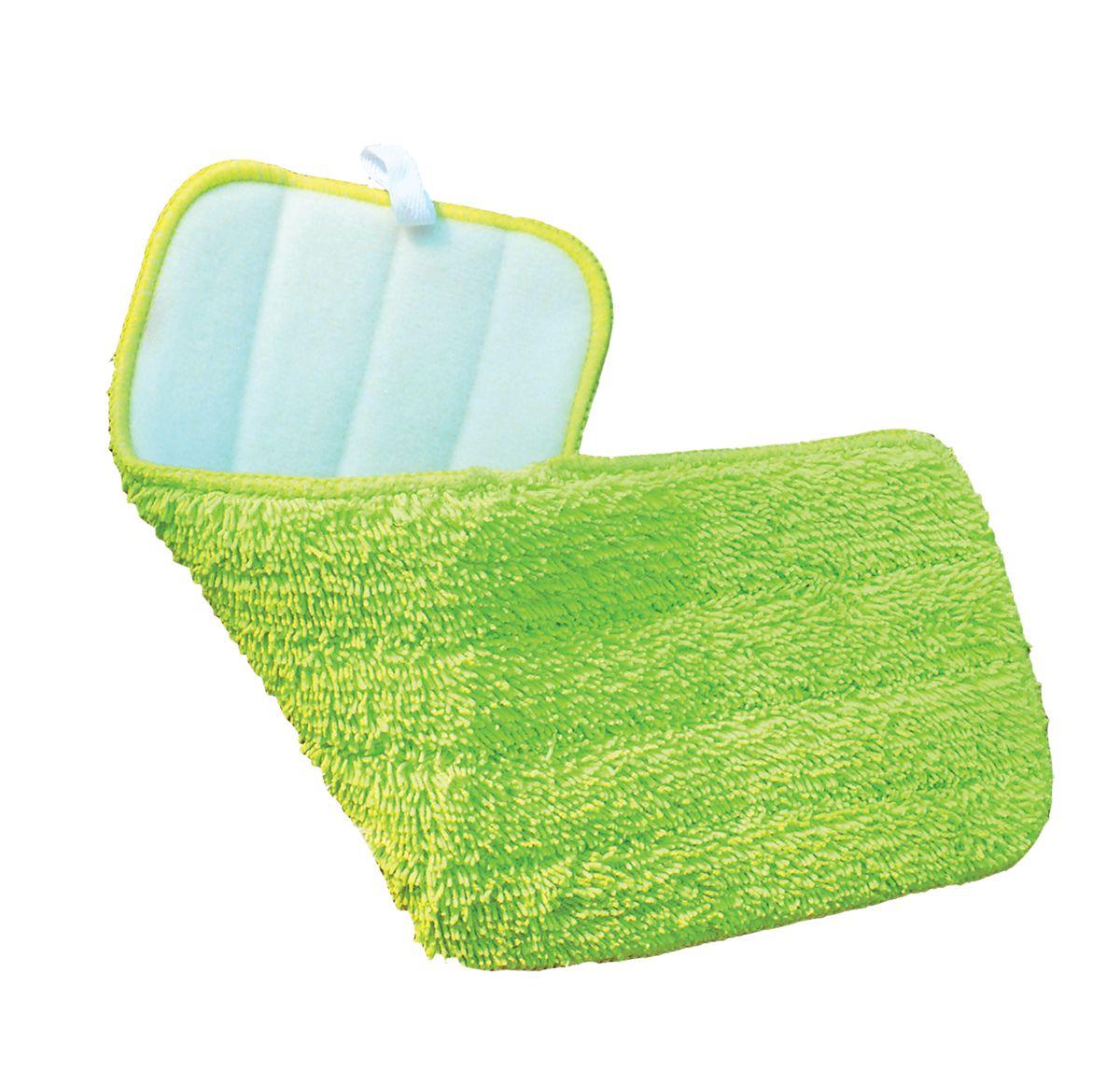 Насадка York Spray, для швабры с распылителем8123Насадка York Spray предназначена для плоского мопа с распылителем. Изготовлена из мягкой микрофибры, подходит для любых типов полов: ламинат, плитка, дерево, линолеум, паркет. Мягкий короткий ворс и высокое качество микрофибры обеспечивают идеальную уборку. Насадка крепится на рабочую поверхность швабры с липучкой.