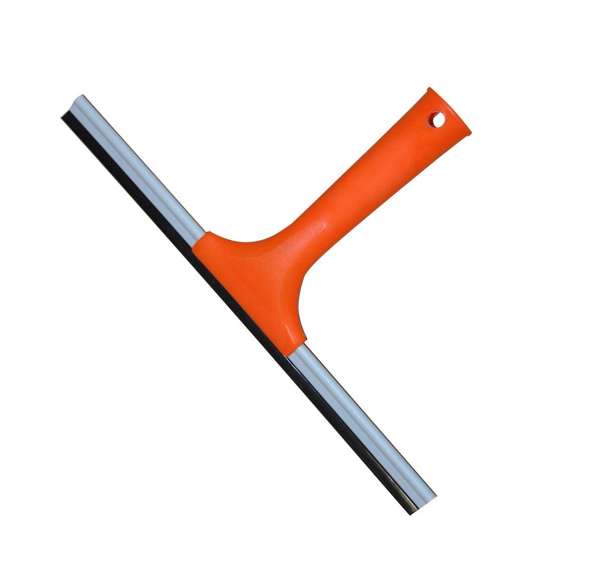 Стеклоочиститель York, 30 см8441Стеклоочиститель York, выполненный из пластика, станет незаменимым помощником при уборке. Он удаляет жидкость со стекла благодаря резиновой кромке. Ширина рабочей поверхности стеклоочистителя: 30 см. Длина ручки: 15 см.