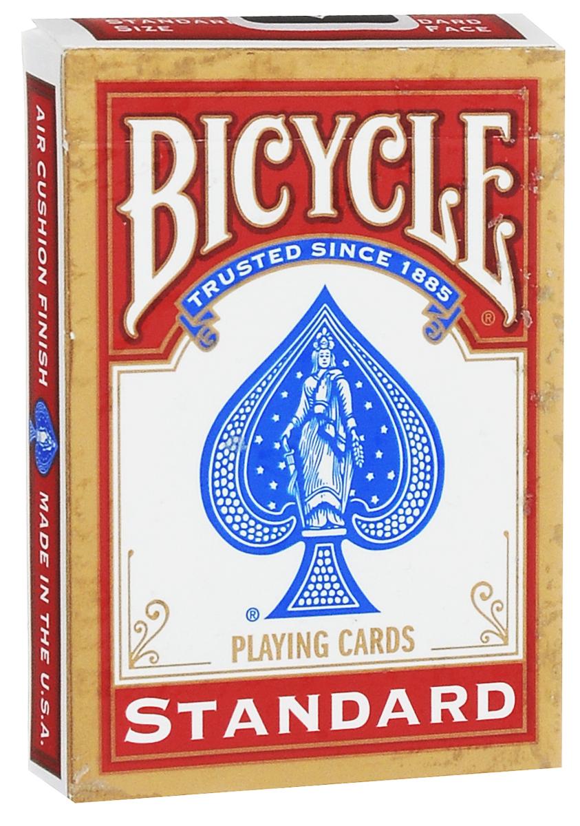 Карты для фокусов Bicycle Standard, для форсирования, 54 листаК-545Карты для фокусов Bicycle Standard изготовлены из картона с пластиковым покрытием. Колода имеет классический покерный размер и дизайн, создана на основе колоды Bicycle Standard. Отличительная особенность данной колоды в том, что она включает всего две карты, по 27 штук каждого вида. Таким образом, вы можете дать двум зрителям выбрать карты, и обоим навяжете свой выбор. Эта колода - идеальный вариант как для новичков, так и для профессиональных фокусников. Обращаем ваше внимание! Данный комплект карт поставляется без заводской целлофановой упаковки, что является особенностью всех карт для фокусов.