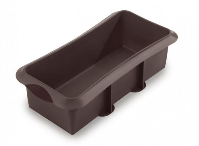 Форма для выпечки хлеба Lekue, прямоугольная, 32 x 16 x 9,5 см1210528M10M017Форма Lekue поможет приготовить ароматный хлеб в домашних условиях. Аксессуар изготовлен из высокопрочного силикона, поэтому изделие пропечется равномерно и приобретет хрустящую корочку. Такое изделие позволяет готовить без масла и предотвращает прилипания пищи. Силиконовое изделие устойчиво к температурам в диапазоне от -400 до +2500°С. Поэтому ее можно использовать для приготовления любых блюд в условиях духовки, микроволновой печи, камеры холодильника. Объем: 2,5 л. Размер формы: 32 x 16 x 9,5 см. Длина готового хлеба: 28 см.