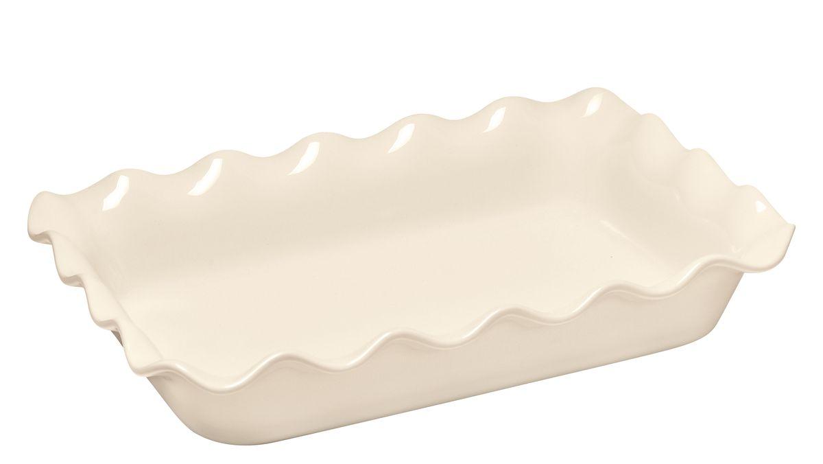 Прямоугольная форма для запекания, цвет: крем 021987