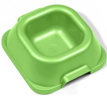 Миска маленькая тяжелая, зеленая 340 мл  [randomtext category=