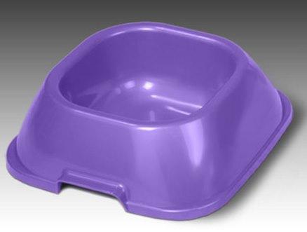 Миска огромная тяжелая, фиолетовая, 2,0 л1022