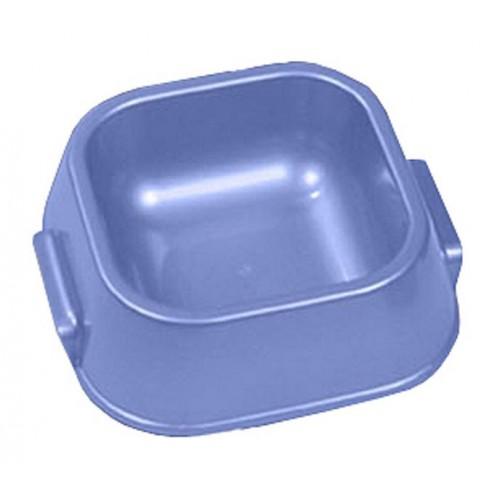 Миска маленькая легкая, голубая, 470 мл1026