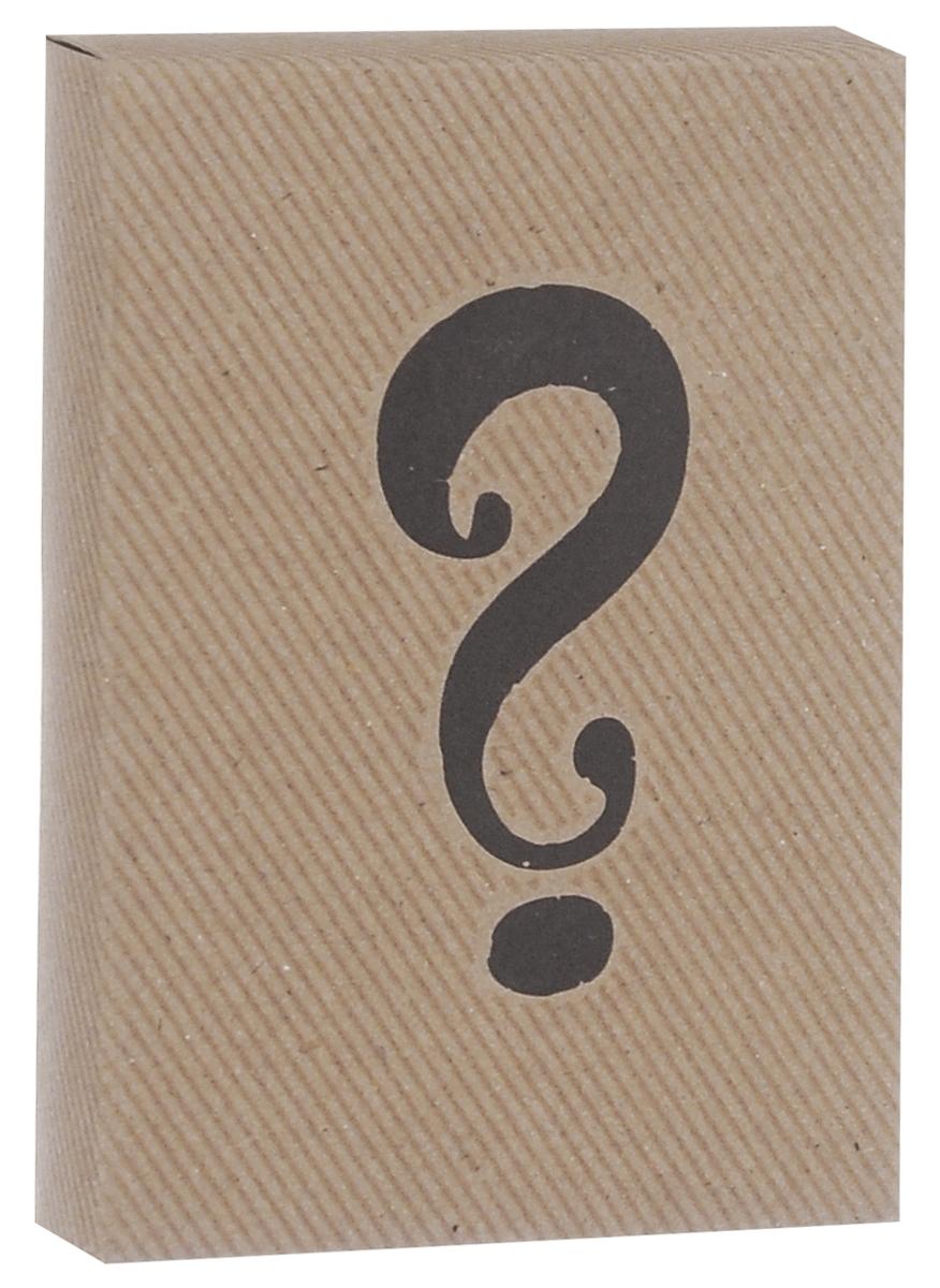Карты игральные Theory 11 Загадочная коробочка, цвет: черный, красныйК-546Игральные карты Theory 11 Загадочная коробочка изготовлены из высококачественного картона. Каждая колода запечатана в индивидуальную бумажную упаковку с изображением вопросительного знака, что придает картам дополнительный антураж и загадочность. Такие игральные карты превосходно подойдут как для игры, так и для личной коллекции.