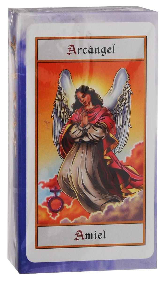 Карты Таро Fournier Angels Tarot TuckBox, цвет: синий, белый, 78 картК-539Карты Таро Fournier Angels Tarot TuckBox выполнены из высококачественного картона. Ангелы расскажут о вашей судьбе. Это гадание вернет вас в прошлое, прольет ясность в настоящем или откроет будущее. Все это для того, чтобы вы не сбились со своего пути или не свернули с него в ненужном направлении. В колоде 78 карт.