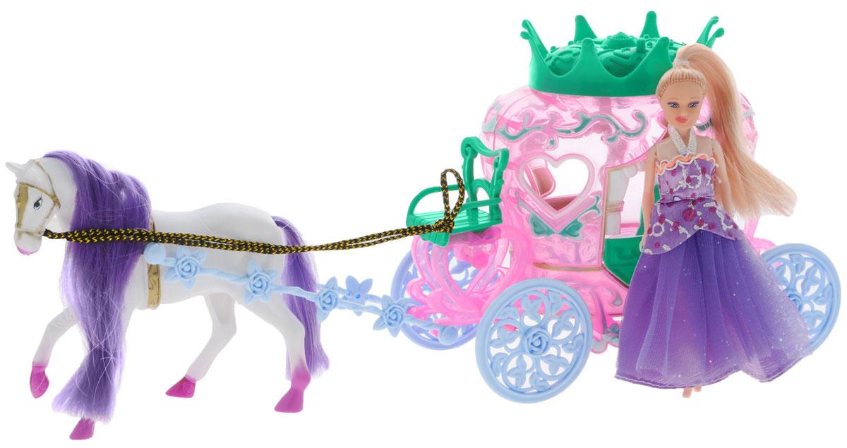 Junfa Toys Игровой набор Волшебная карета