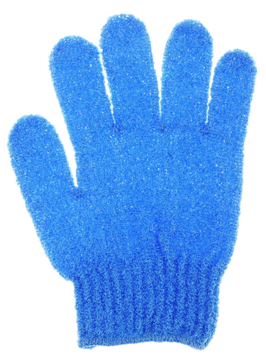 Мочалка-перчатка Банные штучки, цвет: синий40025_синийМочалка-перчатка Банные штучки, выполненная из нейлона, незаменима для использования в бане, сауне, ванной. Мочалка предназначена для интенсивного антицеллюлитного массажа, обладает отличным массажным эффектом, эффективно тонизирует, массирует и очищает. Мочалка гигиенична и имеет долгий срок службы.