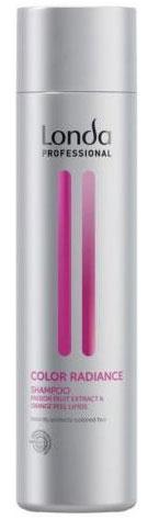 Шампунь Londa Color Radiance, для окрашенных волос, 250 мл0990-81191454Шампунь Шампунь Londa Color Radiance мягко очищает окрашенные волосы, защищает их от вымывания и изменения цвета, сохраняет насыщенный цвет и придает потрясающий блеск. Характеристики: Объем: 250 мл. Производитель: Германия. Товар сертифицирован.