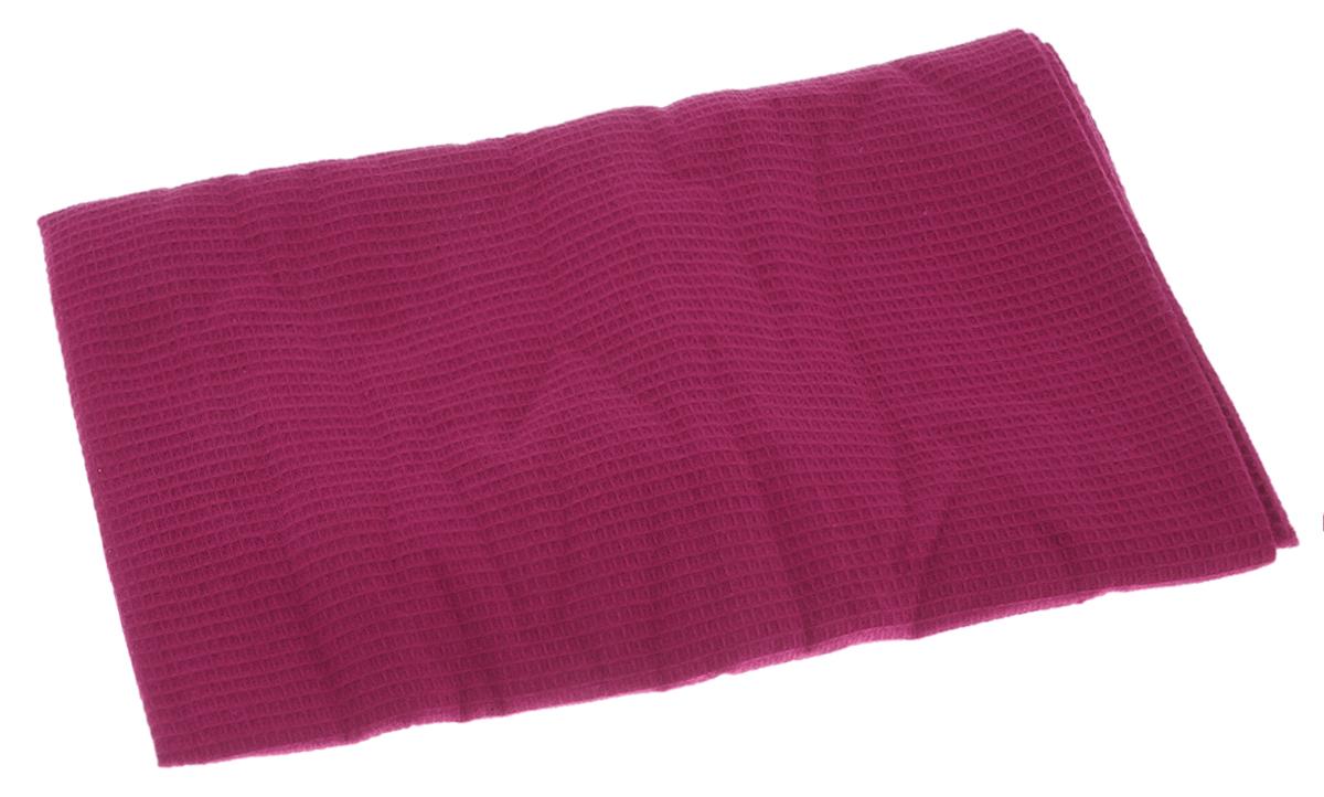 Накидка для бани и сауны Банные штучки, женская, цвет: бордовый32058_бордовыйВафельная накидка Банные штучки, изготовленная из 100% натурального хлопка, станет незаменимым аксессуаром в бане или сауне. Изделие снабжено резинкой и застежкой-липучкой. Имеет универсальный размер. Такая накидка - очень функциональная вещь, ее также можно использовать как полотенце или коврик на скамейку. Размер: 36-60.