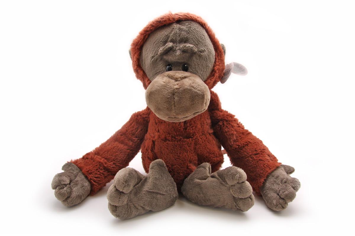 Magic Bear Toys Горилла Самсон с пузом 30 смSP93039