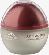 Vinoderm Крем дневной Anti-Ageing для упругости кожи лица SPF 15 50мл38022Дневной крем помогает бороться с первыми признаками старения, заряжает кожу энергией, укрепляет и повышает ее эластичность. Сочетание экстракта виноградной косточки, силимарина и экстракта ананаса разглаживает мимические морщинки, делая кожу гладкой и подтянутой. УФ-фильтры (SPF 15) предотвращают фото-старение кожи. Крем защищает кожу от ежедневного стресса, заметно разглаживает и уменьшает морщинки. Ваша кожа выглядит более молодой и упругой.