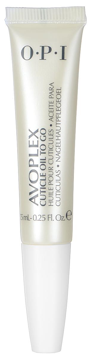OPI Масло для ногтей и кутикулы Avoplex, увлажняющее, смягчающее, 7,5 млAV784Масло для кутикулы OPI Avoplex - это средство с липидным комплексом авокадо в составе, также включающее в себя витамины А, B, D, E и лецитин, смягчает и питает кутикулу и матрикс ногтя. Кроме того, в состав входят: масла виноградных косточек, подсолнуха, кунжута и ореха кукуи. Идеальный уход за ногтями в салоне и дома. Замедляет нарастание кутикулы, способствует росту натуральных ногтей. Не содержит синтетических добавок, отдушек и красителей. Товар сертифицирован.