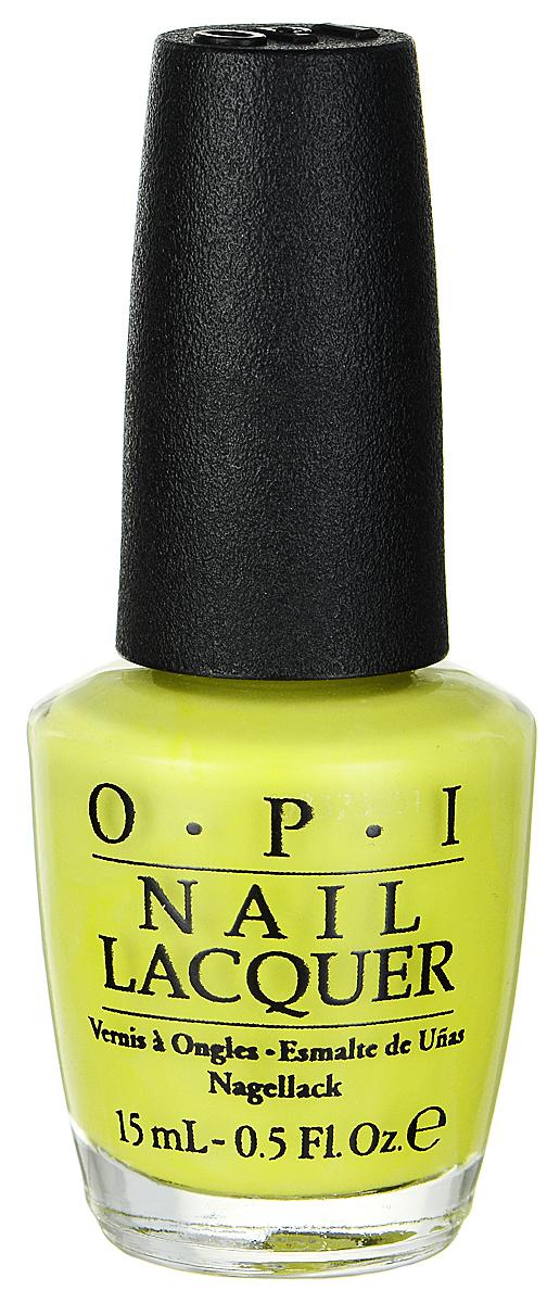 OPI Лак для ногтей, тон Life Gave Me Lemons, 15 млNLN33Превосходная формула лака OPI Life Gave Me Lemons, которая содержит натуральный шелк и аминокислоты, подарит ногтям насыщенный, долговечный, блестящий неоновый цвет, а также устойчивое к сколам покрытие. Лак имеет эргономичную форму флакона, благодаря которой перламутр и блестки распределяются равномерно. Эксклюзивная кисть ProWide из натурального волоса обеспечивает легкое, ровное и гладкое нанесение. Лак для ногтей однородно ложится и равномерно распределяется по всей поверхности ногтевой пластины. Точно рассчитанная длина и диаметр колпачка, который не скользит в руках, делает его удобным для любого размера и формы пальцев. Уплотненное дно придает флакону устойчивость. Товар сертифицирован.