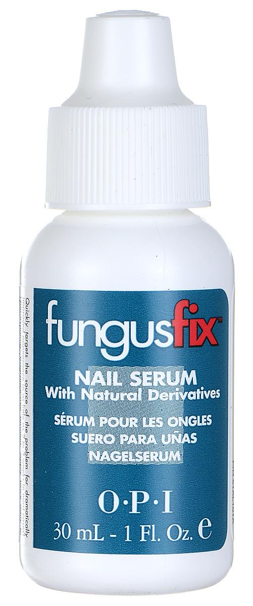 OPI Сыворотка для ногтей FungusFix, восстанавливающая, с натуральными компонентами, 30 млAL101Сыворотка для ногтей от OPI FungusFix с натуральными компонентами является клинически проверенным профессиональным косметическим средством, предназначенным для борьбы с грибковыми заболеваниями ногтей. Входящие в состав ингридиенты, такие как: ундециленоилглицин (Undecylenoyl Glycine) - широко используемый и надежный натуральный компонент, и усниновая кислота (Usnic Acid) - натуральный продукт, получаемый из мха, воздействуют на причину заболевания, восстанавливают и неузнаваемо улучшают внешний вид ногтей в большинстве случаев в течении всего лишь 2-3 недель. Гипоаллергенная формула, не содержащая запаха. Товар сертифицирован.