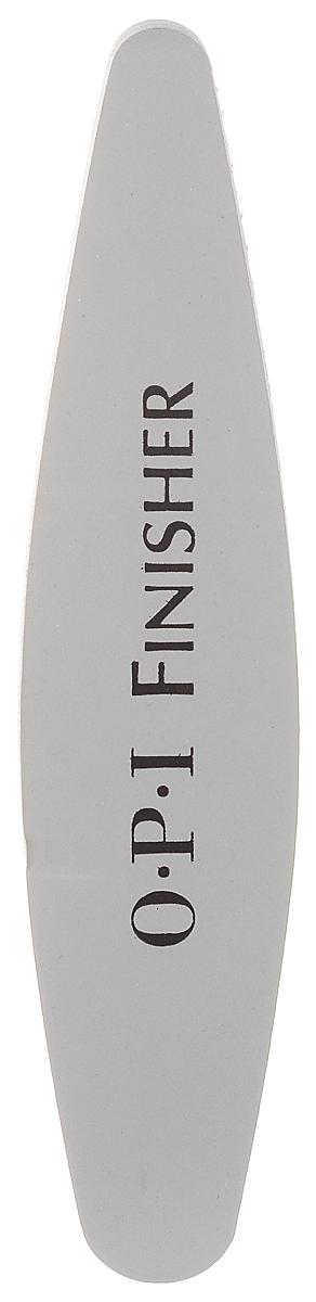OPI Пилка для ногтей, полировочная, трехсторонняя, 400/800/1200. FI136FI136Пилка-полировщик от OPI относится в группе пилок с трехсторонним абразивом 400/800/1200, которые подходят для ногтей любого вида. Обеспечит блеск натуральных ногтей без использования прозрачного лака для ногтей. Изготовлена из абразивного материала. Товар сертифицирован.