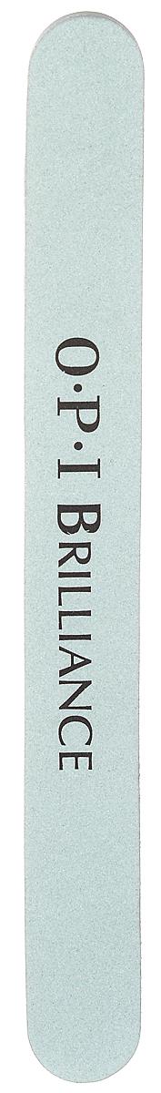 OPI Пилка для ногтей Brilliance, полировочная, двусторонняяFI166Двусторонняя пилка для ногтей Brilliance от OPI, выполненная из абразивного материала, предназначена для полировки искусственных и натуральных ногтей до зеркального блеска, не повреждая при этом ногтевую пластину и кутикулу. Зеленая сторона пилочки удалит дефекты и неровности, а белая - отполирует до бриллиантового блеска. Исключает применение масел при полировке, так как они портят пилки и баффы! Товар сертифицирован.