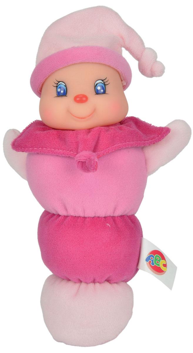 Simba Игрушка Клоун цвет розовый4011653_розовыйОчаровательная игрушка Simba Клоун привлечет внимание вашего малыша. Игрушка представлена в виде веселого клоуна, голова которого начинает светиться, если нажать ему на грудь. Тело изготовлено из приятного на ощупь материала, а голова из прочного материала. Эта замечательная игрушка обязательно понравится вашему малышу, он всегда будет брать ее в постель. Порадуйте своего малыша таким замечательным подарком! Рекомендуется докупить 2 батарейки напряжением 1,5V типа R6 (товар комплектуется демонстрационными).