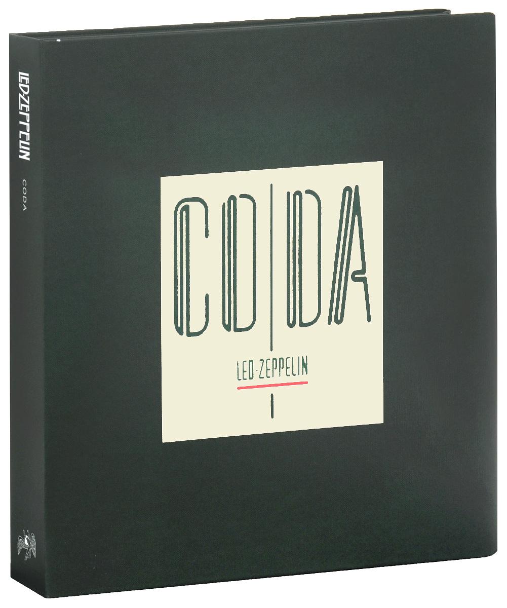 Led Zeppelin. Coda. Super Deluxe Edition Box Set (3 CD + 3 LP)