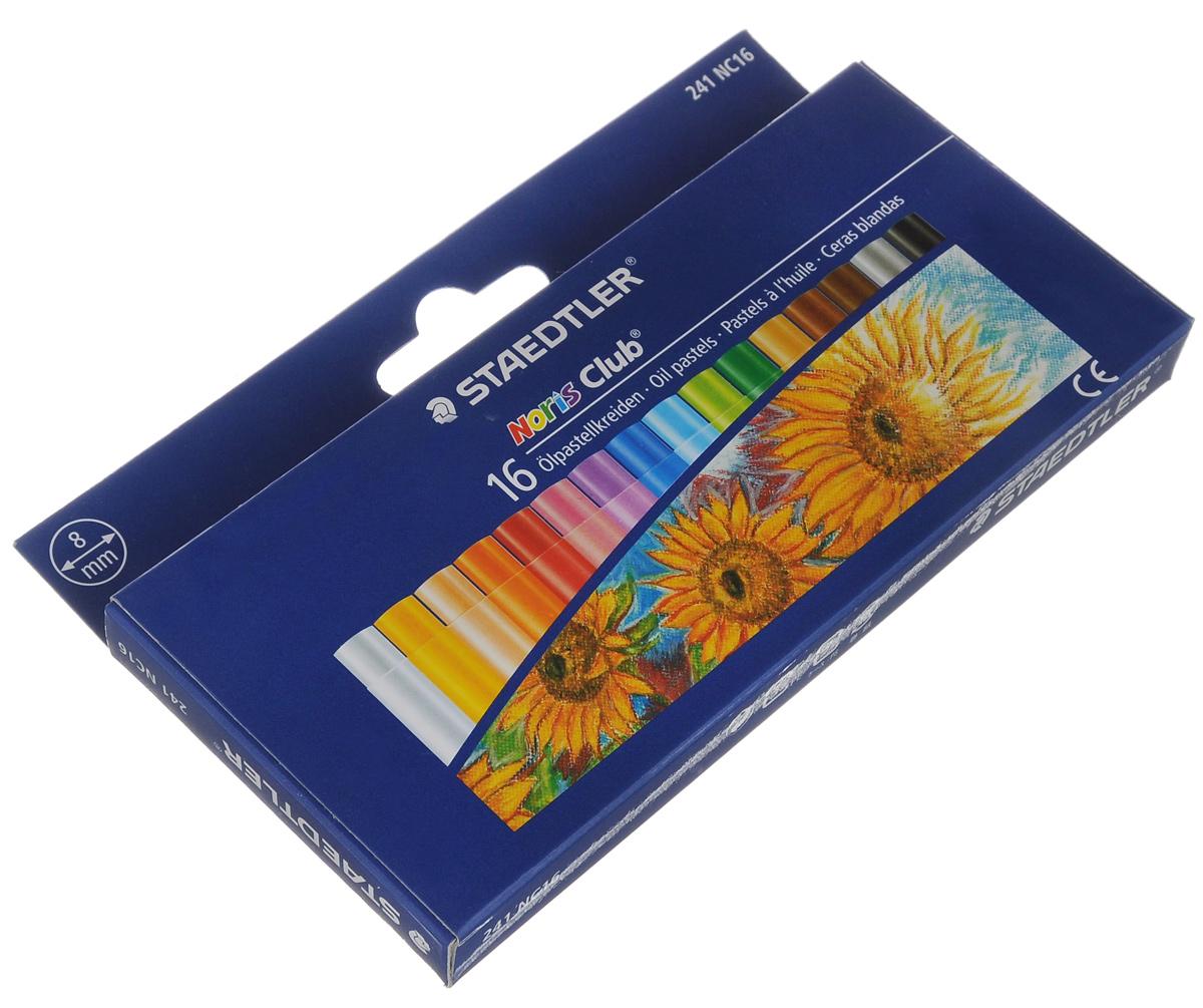 Пастель масляная Noris Club, 16 цветов241NC1604Пастель масляная Noris Club предназначена для рисования, перекрытия цвета и техники процарапывания на любых гладких поверхностях. Мелки ударопрочрочные, влагостойкие, защищены от поломок благодаря специальному составу. Пастель не содержит вредных примесей и соответствует всем европейским стандартам качества. Каждый мелок в индивидуальной бумажной обертке. Количество цветов: 16. Диаметр мелка: 0,8 см. Длина мелка: 6 см.