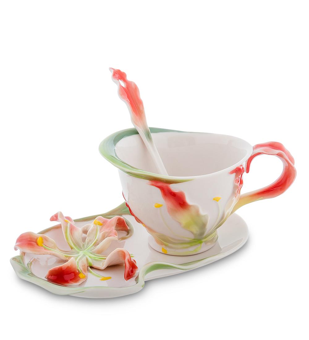 Чайная пара Глориоза (Pavone)