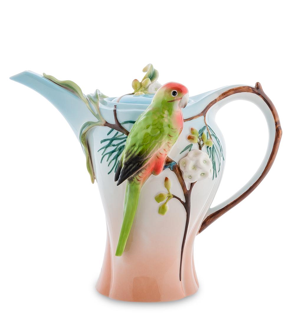 Заварочный чайник Pavone Попугай Розелла, 1,25 л106742